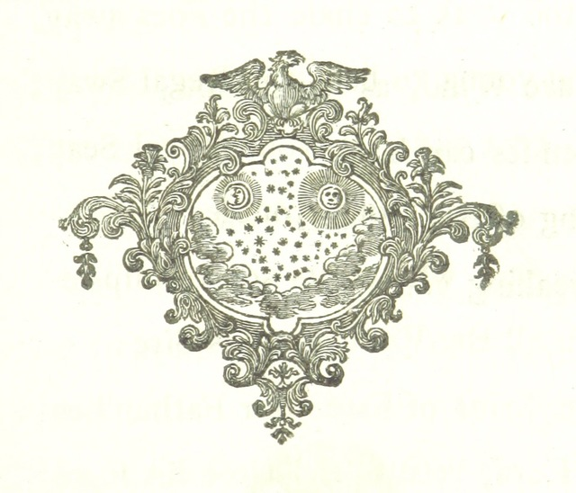 "Decoration from ""Poems on several occasions [with an account of the author by J. Spence.]"""