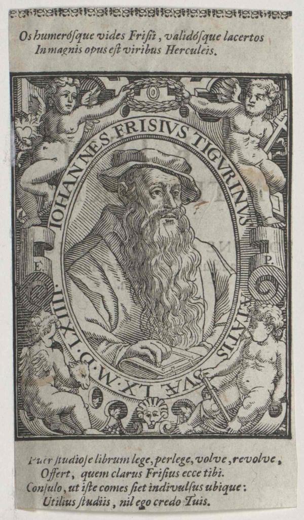 Frisius, Johannes