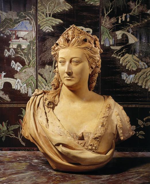 Bust of Caroline, Queen of England