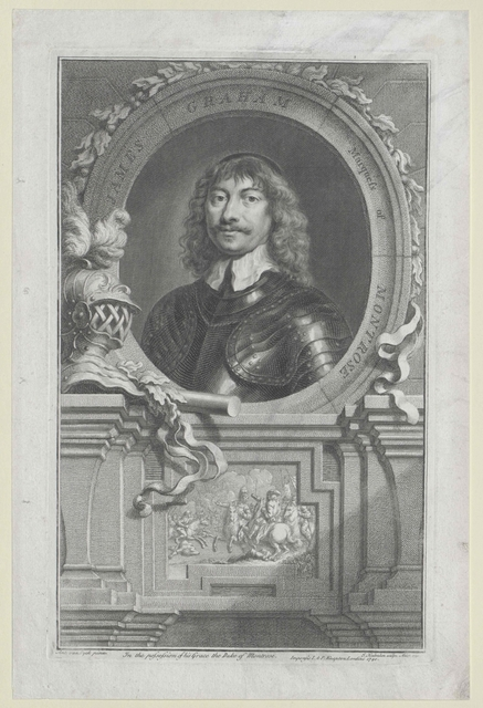 Graham, 1. Marquess of Montrose, James