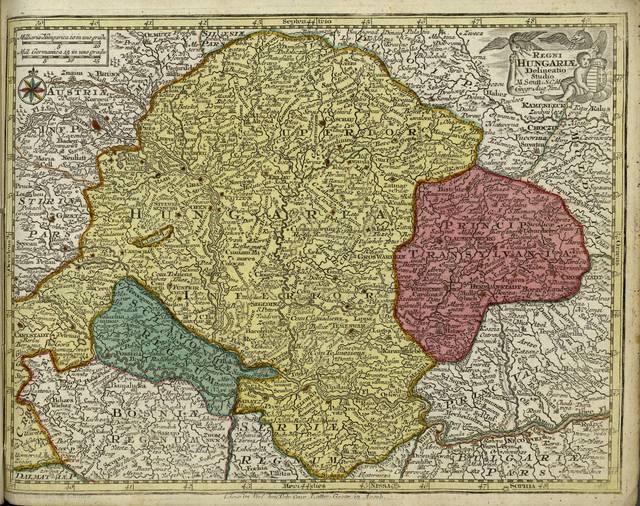 Regni Hungariae : [tabula]