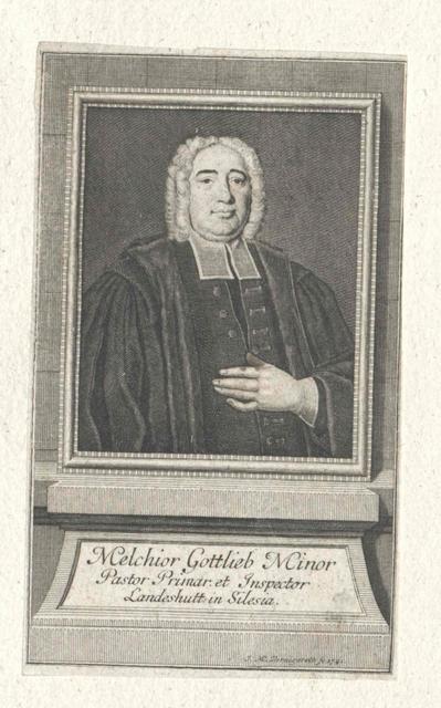 Minor, Melchior Gottlieb