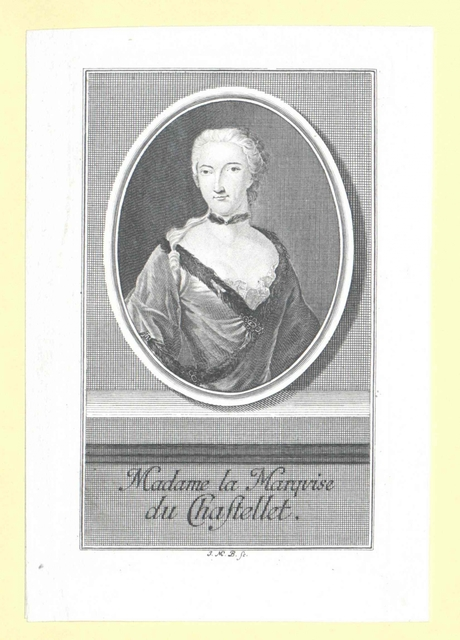 Le Tonnelier de Breteuil, Gabrielle Émilie