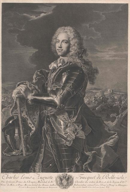 Fouquet, Charles Louis Auguste Duc de Belle-Isle