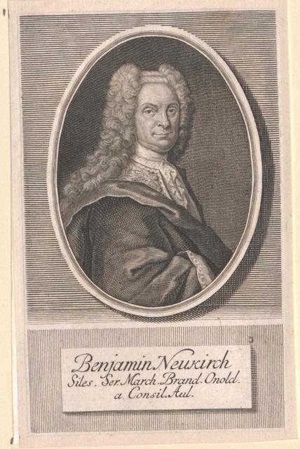 Neukirch, Benjamin