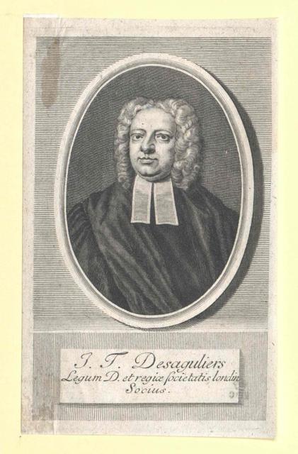 Desaguliers, Jean Théophile