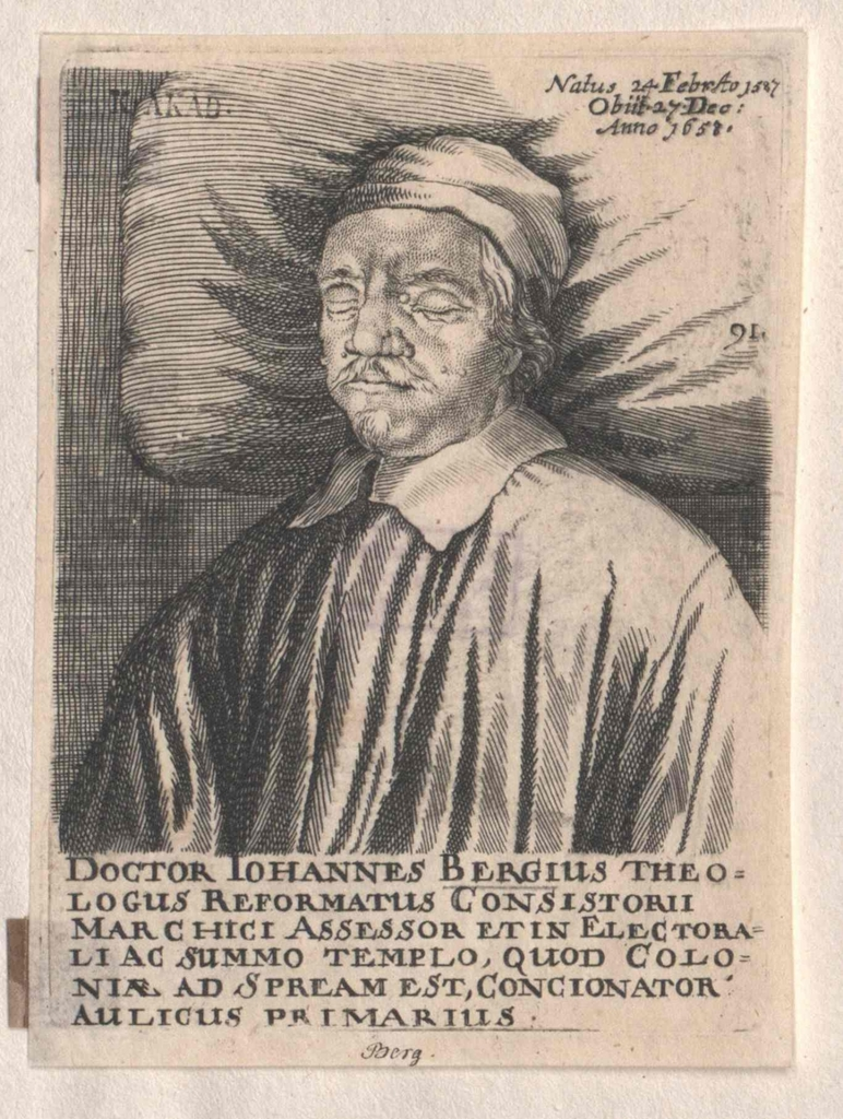 Bergius, Johannes Peter