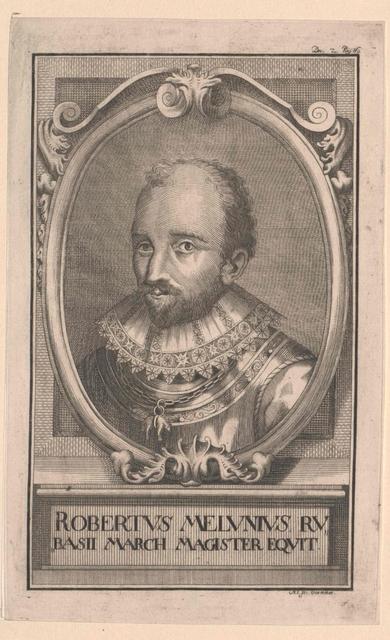 Melun, Marquis de Roubaix, Robert de
