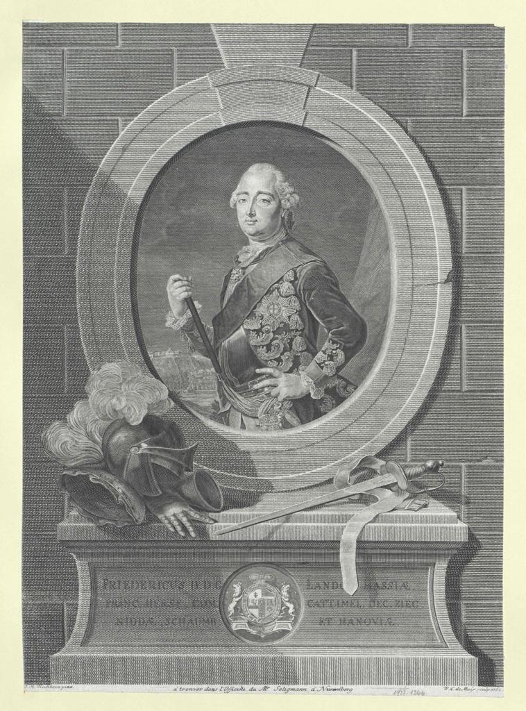 Friedrich II., Landgraf von Hessen-Kassel