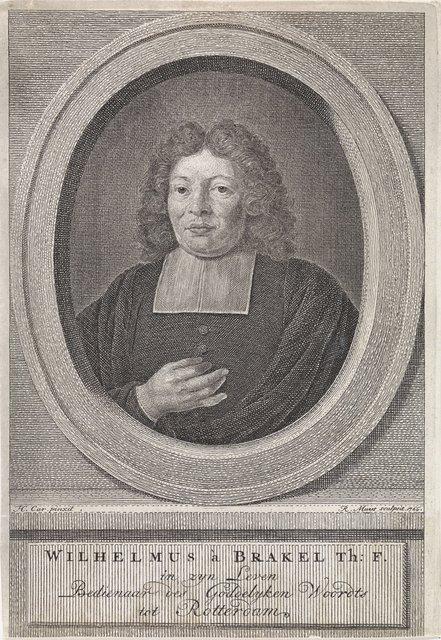 Portret van Willem van Brakel