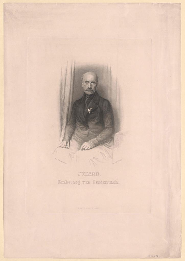 Johann, Erzherzog von Österreich