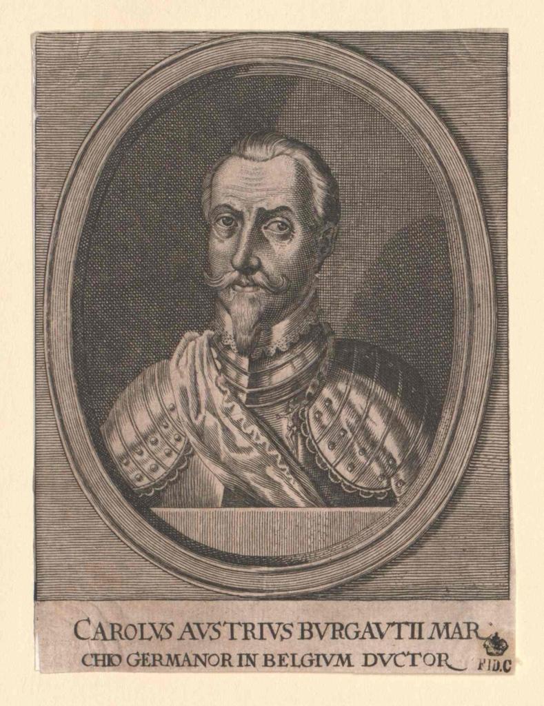 Karl von Österreich, Markgraf von Burgau