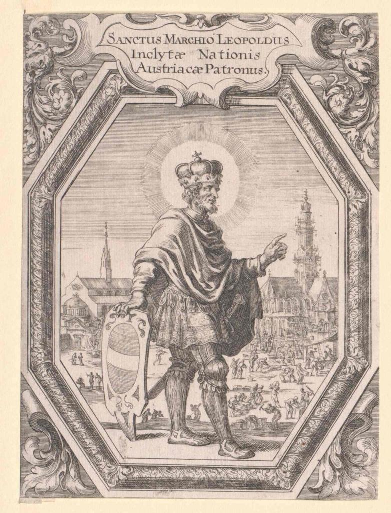Leopold III., Markgraf von Österreich, Heiliger