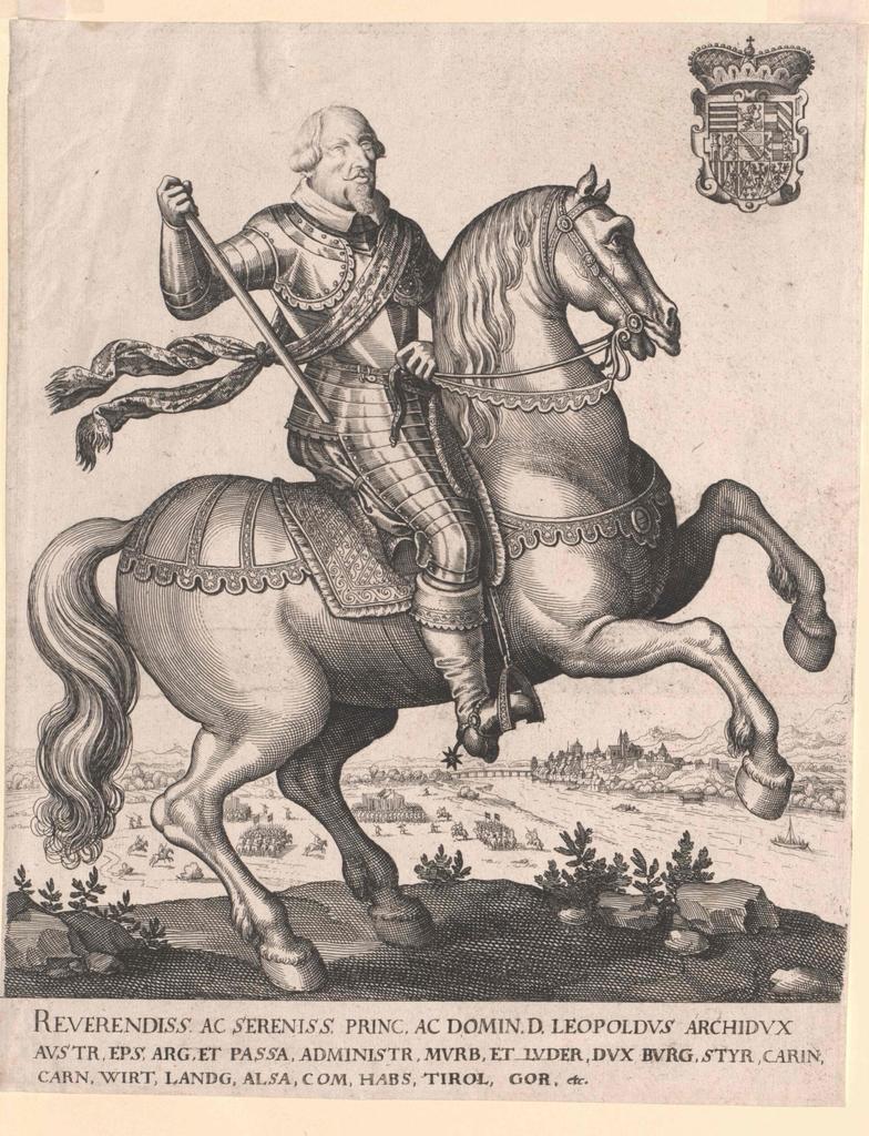 Leopold V., Erzherzog von Österreich