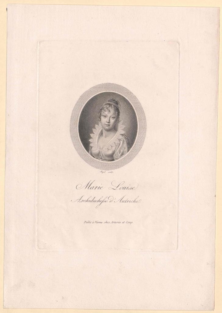 Marie Luise, Erzherzogin von Österreich