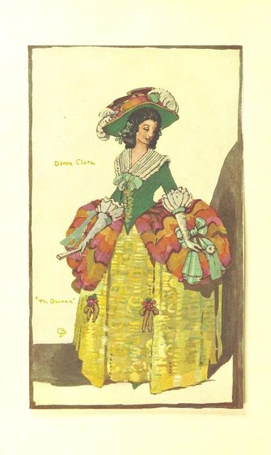 """hat from """"[The Fashionable Lover.] Miss Obre oder die gerettete Unschuld. Ein Lustspiel in fünf Aufzügen nach dem Englischen des Herrn Cumberland. [The translator's preface signed: C. C. H. R., i.e. C. C. H. Rost.]"""""""