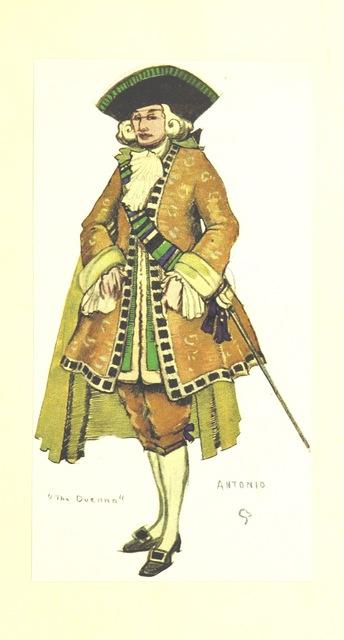 """layering from """"[The Fashionable Lover.] Miss Obre oder die gerettete Unschuld. Ein Lustspiel in fünf Aufzügen nach dem Englischen des Herrn Cumberland. [The translator's preface signed: C. C. H. R., i.e. C. C. H. Rost.]"""""""