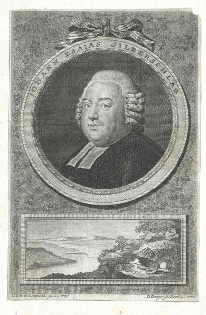 Silberschlag, Johann Esaias