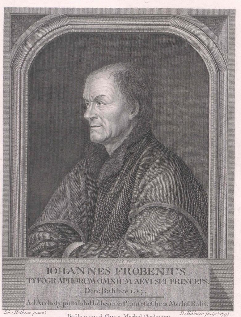Froben, Johannes