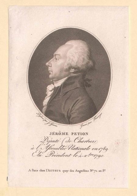 Pétion-Villeneuve, Jérome de