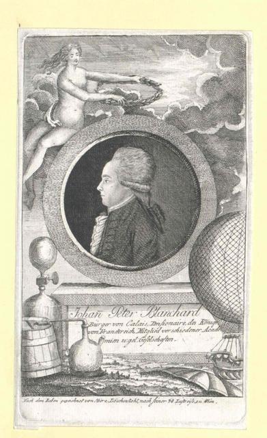 Blanchard, Francois Jean Pierre