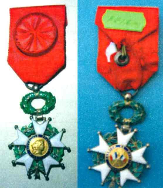 """""""Legiunea de Onoare"""""""