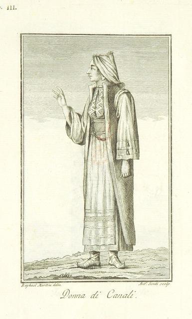 """portrait from """"Notizie istorico-critiche sulle antichità, storia e letteratura de' Ragusei"""""""