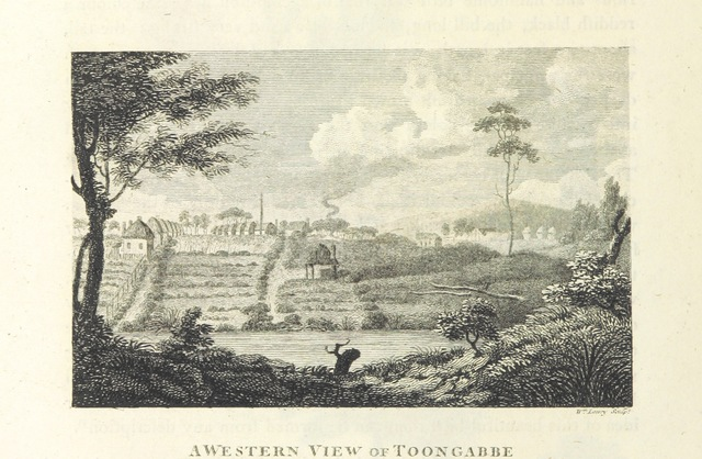 "architecture from ""[An Account of the English Colony in New South Wales ... To which are added, some particulars of New Zealand; compiled ... from the MSS. of Lieutenant-Governor King ... Illustrated by engravings.]"""