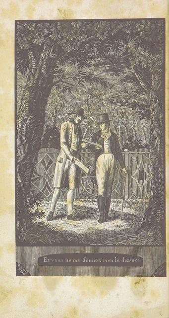 """portrait from """"[Ernst Moritz Arndt's Reisen durch einen Theil Teutschlands, Ungarns, Italiens und Frankreichs in den Jahren 1798 und 1799 ... Zweite verbesserte und vermehrte Auflage.]"""""""