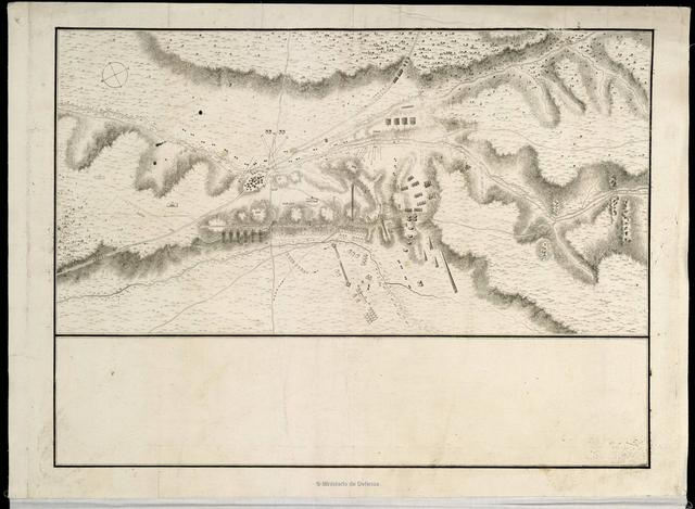 Battle of Albuera, May 16th 1811 : Published with Permission of the Quarter Master General