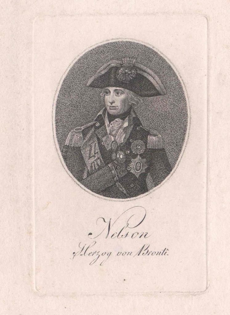Nelson, Horatio Viscount