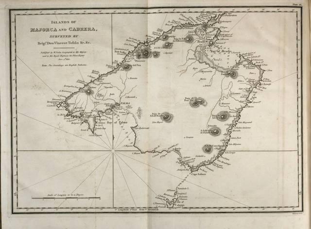 Islands of Majorca and Cabrera