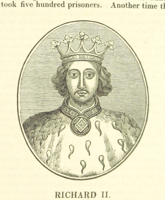 "Richard III from ""The History of the Kingdom of Scotland ... to the happy Union of both kingdoms ... in 1602 ... By Richard Burton (N. Crouch). A new edition, with woodcut portraits [of the first part of ""The History of the Kingdoms of Scotland and Ireland.""] [Edited by James Caulfield.] L.P"""
