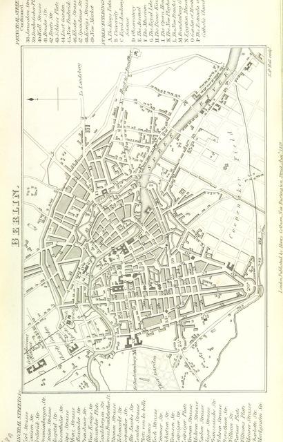 """map from """"St. Petersburgh. A journal of travels to and from that capital, through Flanders, the Rhenish Provinces, Prussia, Russia, Poland, Silesia, Saxony, the Federated States of Germany, and France"""""""