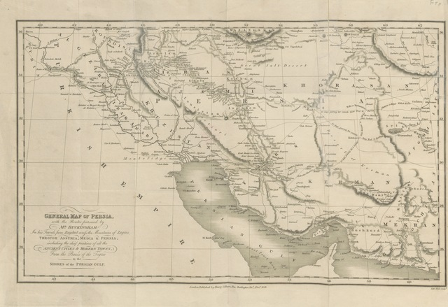 """Persia from """"[Travels in Assyria, Media, and Persia, etc.]"""""""