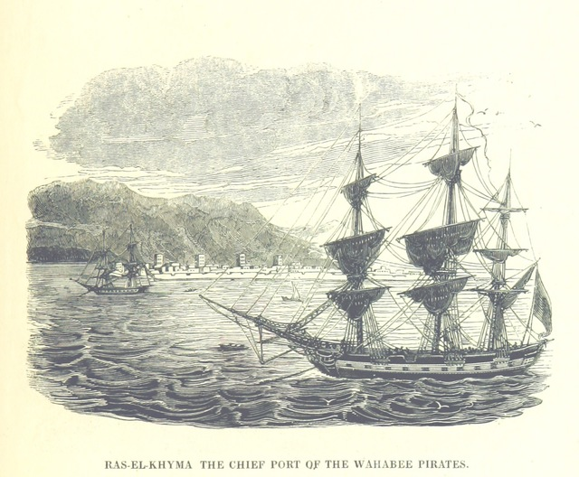 """ship from """"[Travels in Assyria, Media, and Persia, etc.]"""""""