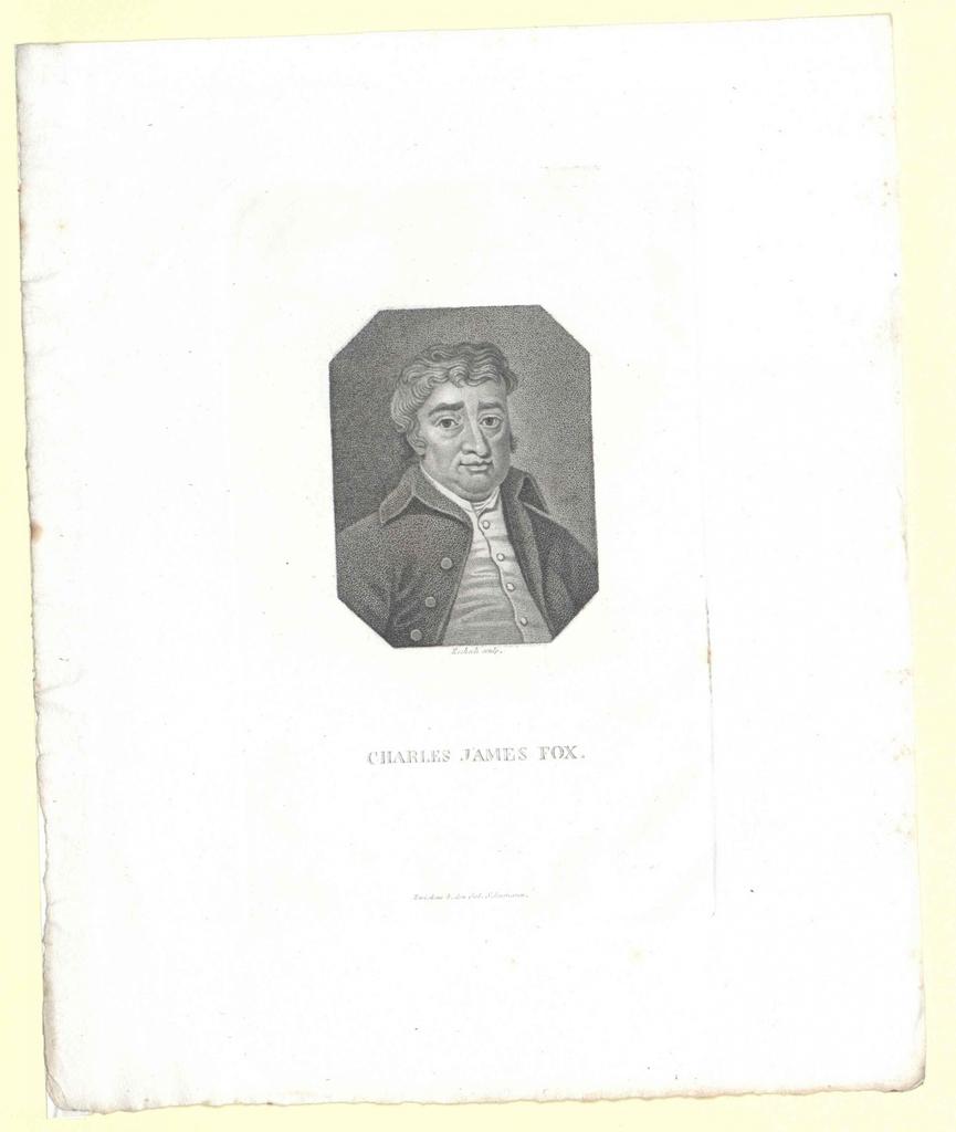 Fox, Charles James