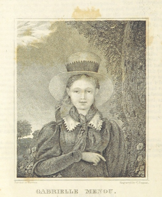 """portrait from """"The Western Pilot; containing charts of the Ohio River, and of the Mississippi, from the mouth of the Missouri to the Gulf of Mexico, accompanied with directions for navigating the same, and a gazetteer, etc"""""""