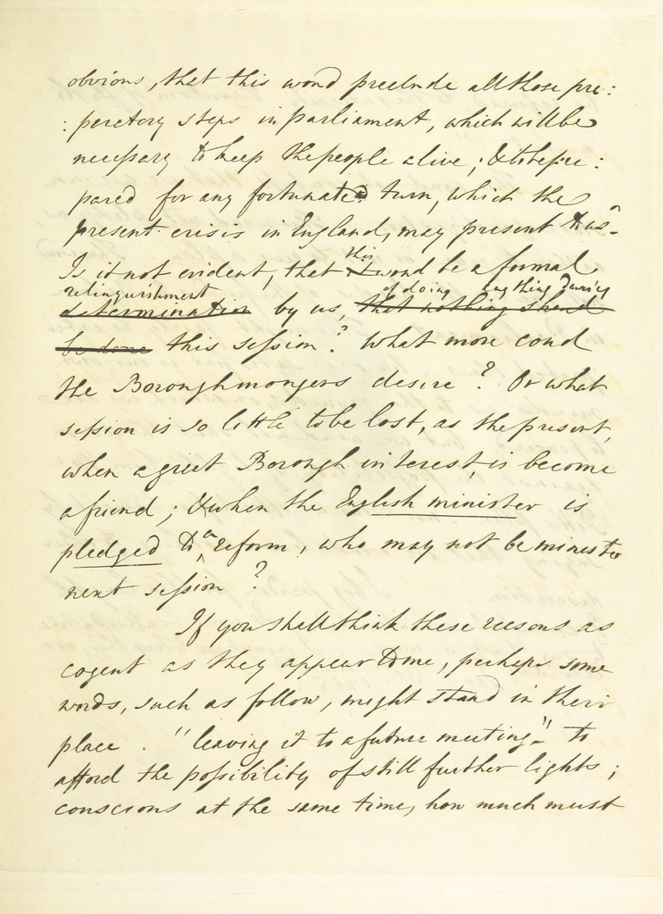 "manuscript from ""[Historic Memoirs of Ireland; comprising secret records of the National Convention, the Rebellion, and the Union; with delineations of the principal characters connected with these translations, etc. [With portraits and facsimiles.]]"""