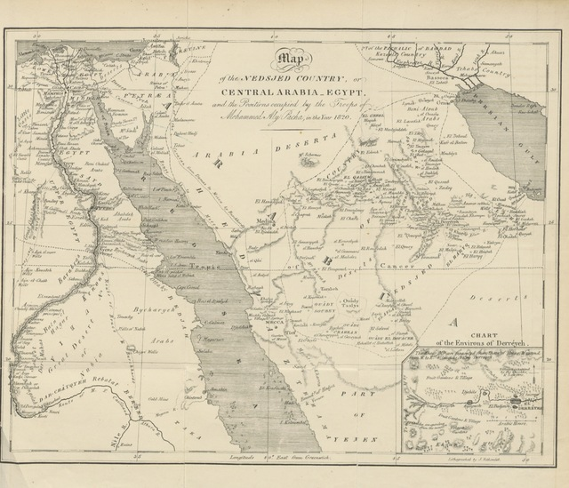 "engraver:name=J. Netherclift from ""An Account of the Transactions of His Majesty's Mission to the Court of Persia, in the years 1807-11 ... To which is appended a brief history of the Wahauby. [With plates, including portraits, and a map.]"""