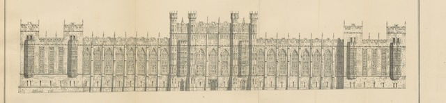 "architecture from ""A Letter to Lord Viscount Melbourne, on the rebuilding of the Royal Exchange. [With plates.]"""