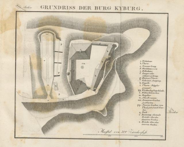 """map from """"[Die Schweiz in ihren Ritterburgen und Bergschlössern historisch dargestellt von vaterländischen Schriftstellern. Mit einer historischen Einleitung von J. J. Hottinger, und herausgegeben von G. Schwab.]"""""""