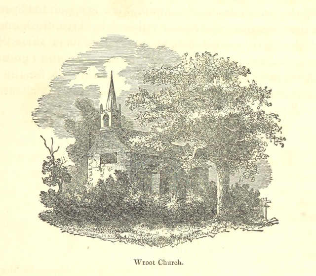 """St Pancras Church from """"The history and topography of the Isle of Axholme, being that part of Lincolnshire which is west of Trent"""""""