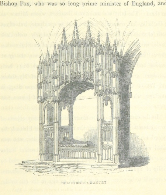 """Windsor Castle from """"Visits to remarkable places, old halls, Battle-fields, and scenes illustrative of striking passages in English History and Poetry"""""""