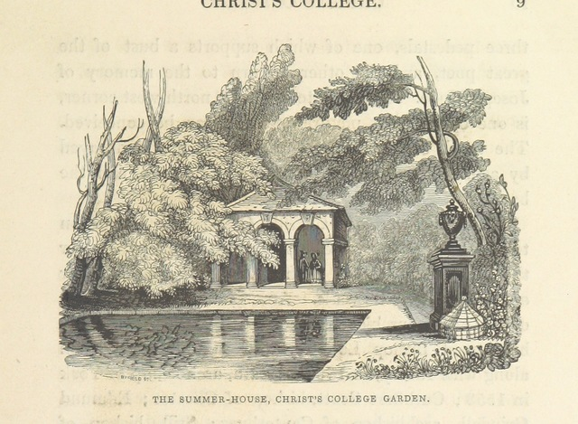 "Architecture from ""Le Keux's Memorials of Cambridge: a series of views of the colleges, halls, and public buildings, engraved by J. Le Keux; with historical and descriptive accounts by Thomas Wright ... and the Rev. H. Longueville Jones"""