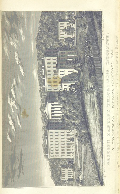 """Ohio from """"Cincinnati in 1841: its early annals and future prospects. [With plates.]"""""""