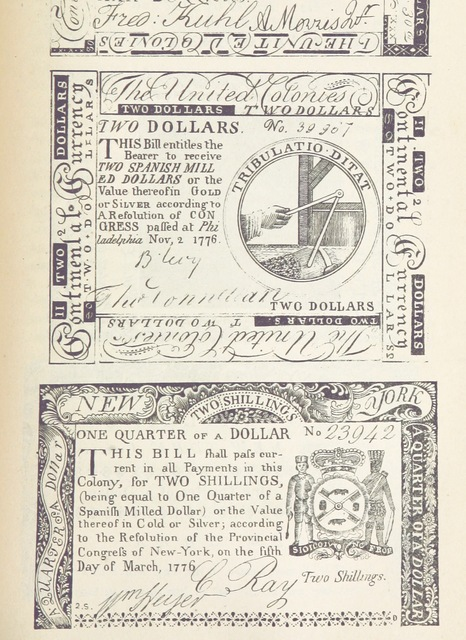"currency from ""[History of Long Island; containing an account of the discovery and settlement, with other important and interesting matters to the present time.]"""