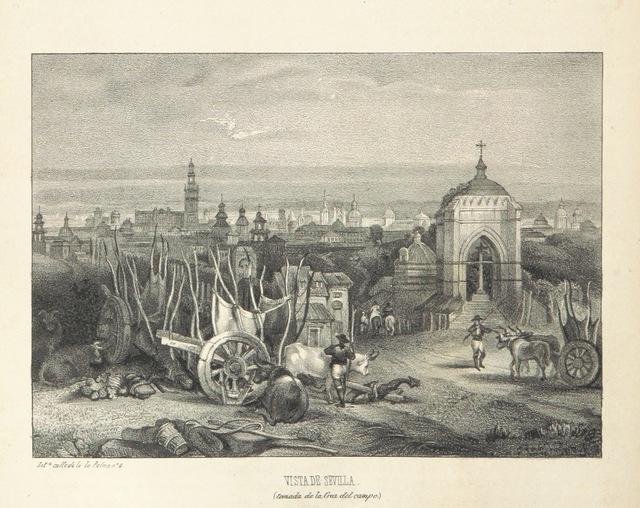 "Spain from ""España pintoresca, artistica, monumental, literaria y de costumbres"""