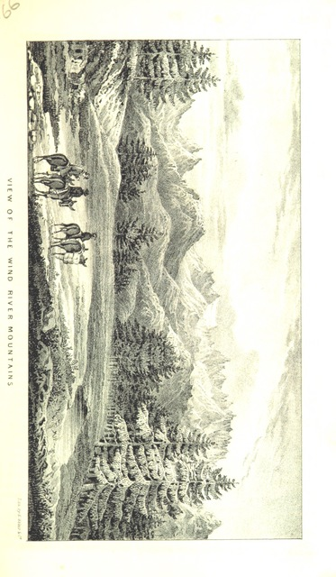 """1842 from """"Report of the Exploring Expedition to the Rocky Mountains in the year 1842; and to the Oregon and North California, in the years 1843, 44"""""""