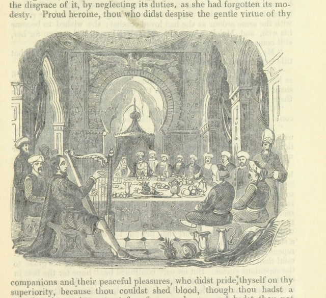 "harper from ""Richard Cœur de Lion. An historical romance"""
